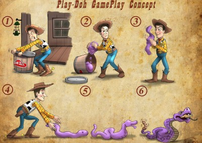 playdough_make_a_Snake_Toystory3_concept